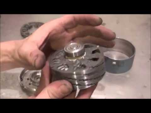 """Tesla Turbine, """"How To Make Your Own Tesla Turbine"""" for Hydroelectric, Steam, or Wind."""