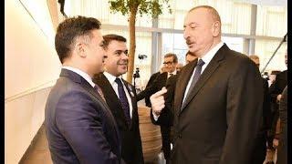 """Prezident İlham Əliyevdən Tahir İmanov: """"Heç kim sizə qadağa qoya bilməz"""""""