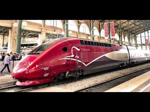 Thalys Train from Amsterdam to Paris: 12 Things No One Tells You