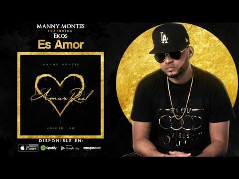 Manny Montes - 13. El Es Amor (feat. Ekos)