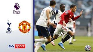 Tottenham verspielt Führung gegen ManU | Tottenham Hotspur - Manchester United 1:3 | Premier League