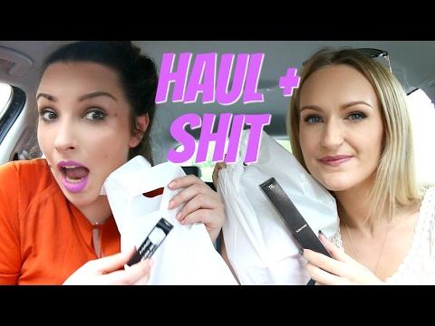 BEAUTY NEWS - Little Haul & Shit Videos