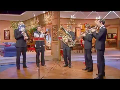 Salvation Army Brass Band  - Joy to the World