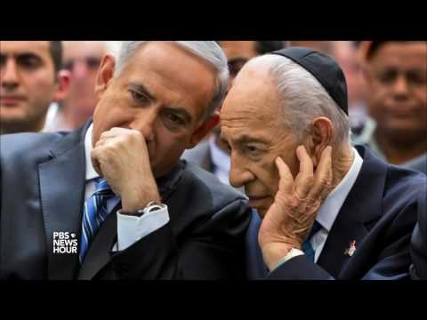 Remembering Shimon Peres and his hopes for a 'new' Middle East