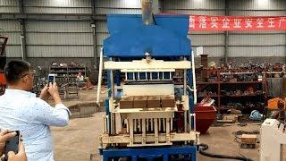 FD4 10 interlocking brick machine in kenya, stabilised soil blocks interlock making machine