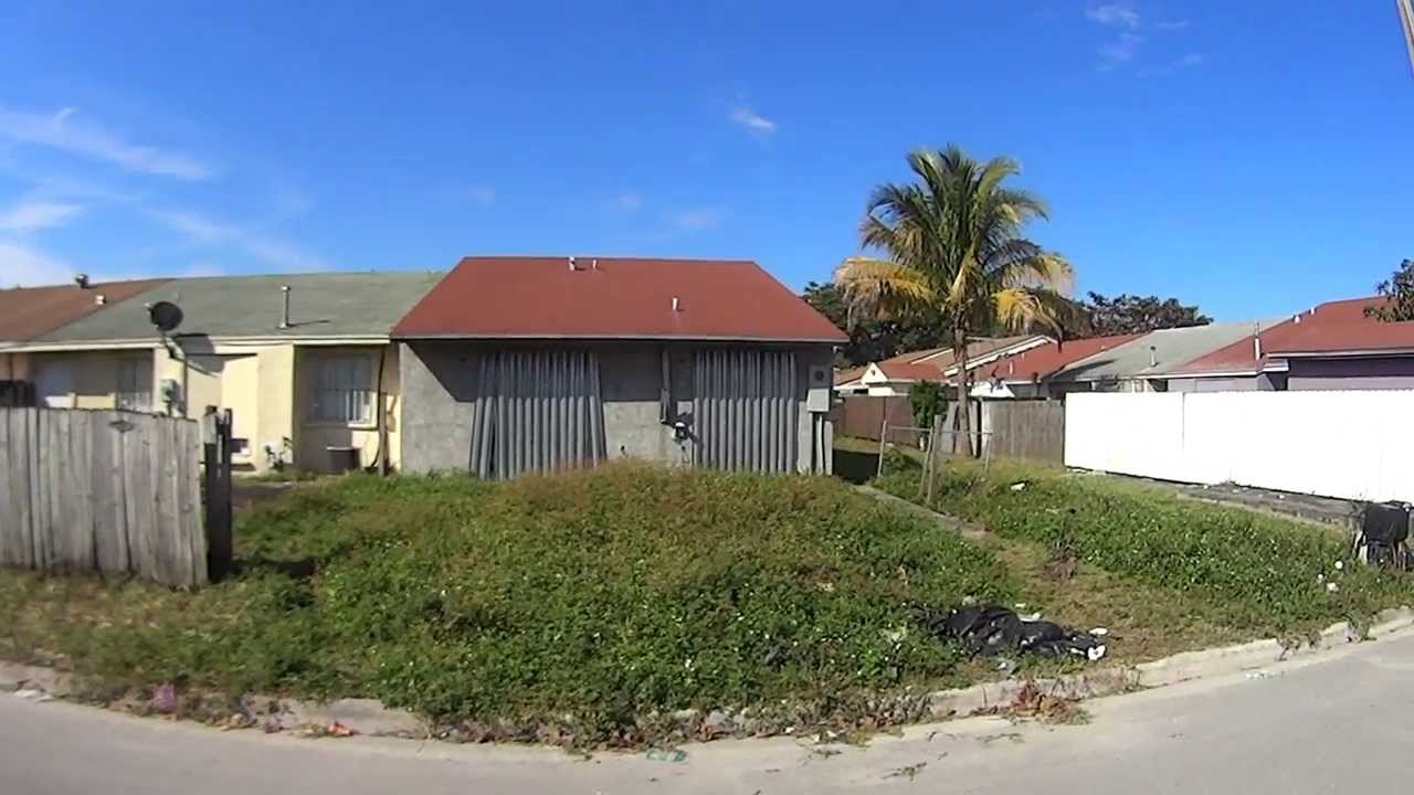 Vida em miami bairro casas pequenas e baratas florida - Casas pequenas ...