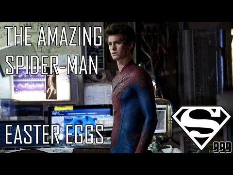 The Amazing SpiderMan: Hidden Easter Eggs & Secrets