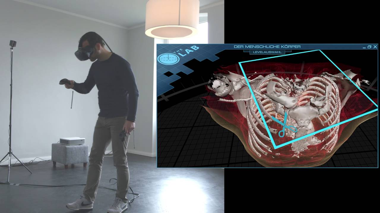 Augmented und Virtual Reality in der Medizin YouTube