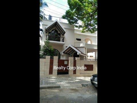 For SALE RENT Beautiful 4 Bedroom House At Koramangala, Bangalore
