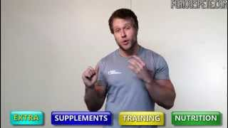 Simple Guide To Any Body Transformation - Interactive | Furious Pete