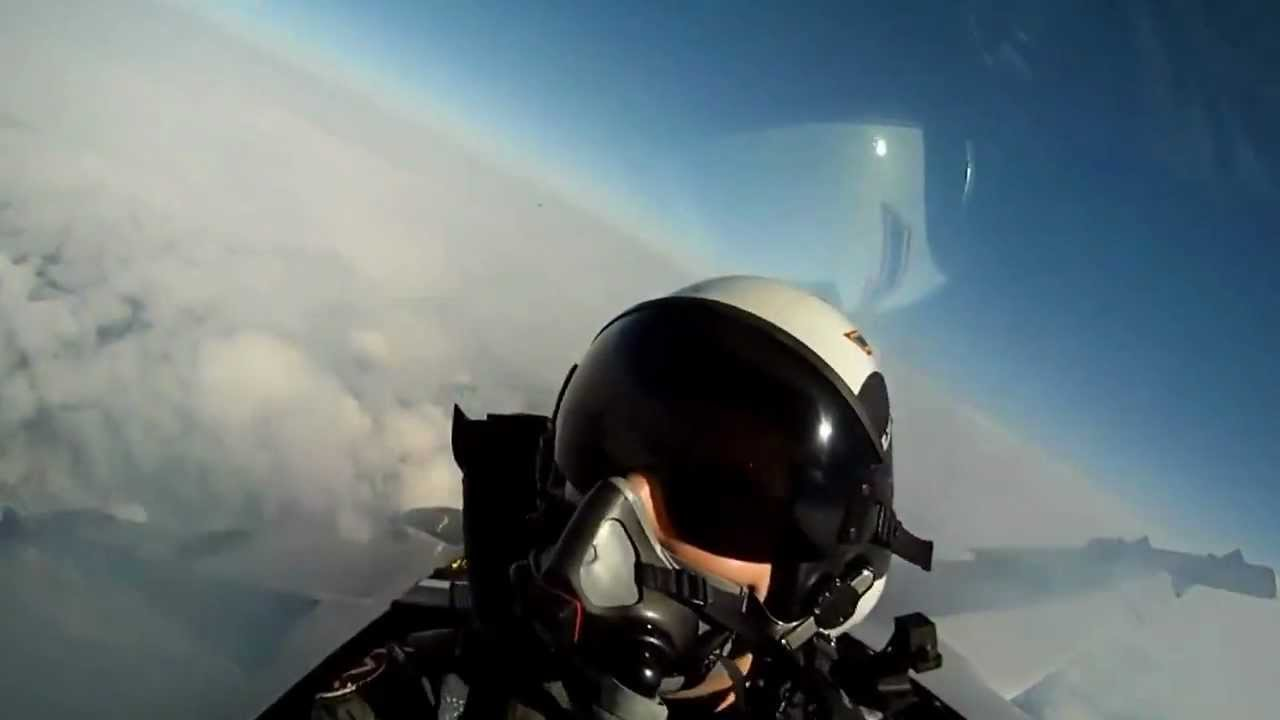 GoPro + F18 = AWESOME