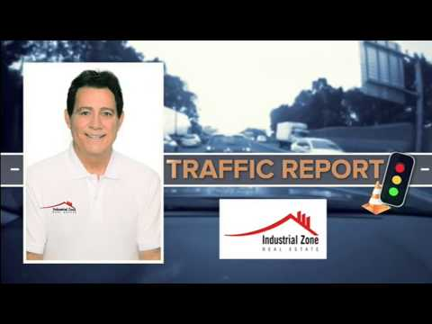 Industrial Zone Real Estate Sydney Traffic Report Nine Network Weekend Today Show