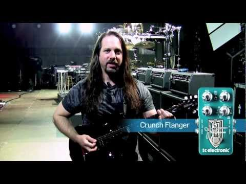 The Dreamscape - John Petrucci's Signature Pedal from TC Electronic