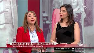 Ximena quiere que su hija la apoye y consiga una pensión para su hermana menor - La Jueza (4/4)
