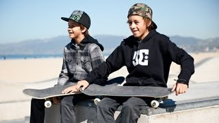 DC SHOES: KIDS FALL 2013 COLLECTION