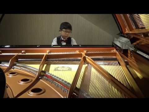 [GMC Music] ABRSM 2017-18 Grade 7 C4 Willie Wagglestick's Walkabout No. 4 from Jazzy Piano 2