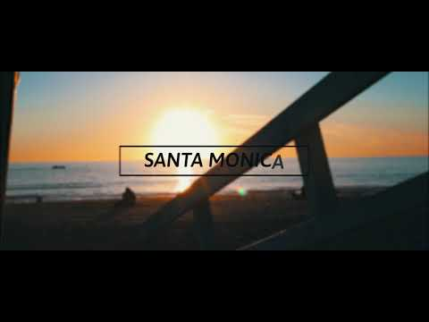 SANTA MONICA | Cinematic Travel Film