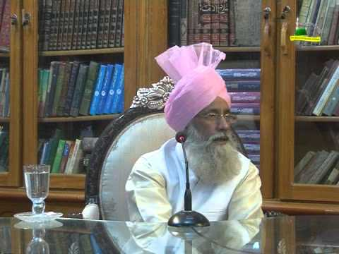 Allama Tauseef Raza Khan Barelvi Meeting With Allama Pir Syed Riaz Hussain Shah