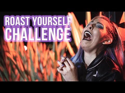 ROAST YOURSELF CHALLENGE ¡LA PEREZTROICA!