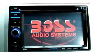 BOSS AUDIO BV9364B Double DIN 6 2 inch Touchscreen DVD Player Receiver TESTED & REVIEW