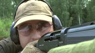 KRAL ARMS M155 Обзор и полевой тест ружья (field test overview)
