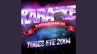 Dragostea Din Tei — Karaoké Playback Avec Choeurs — Rendu Célèbre Par O-Zone