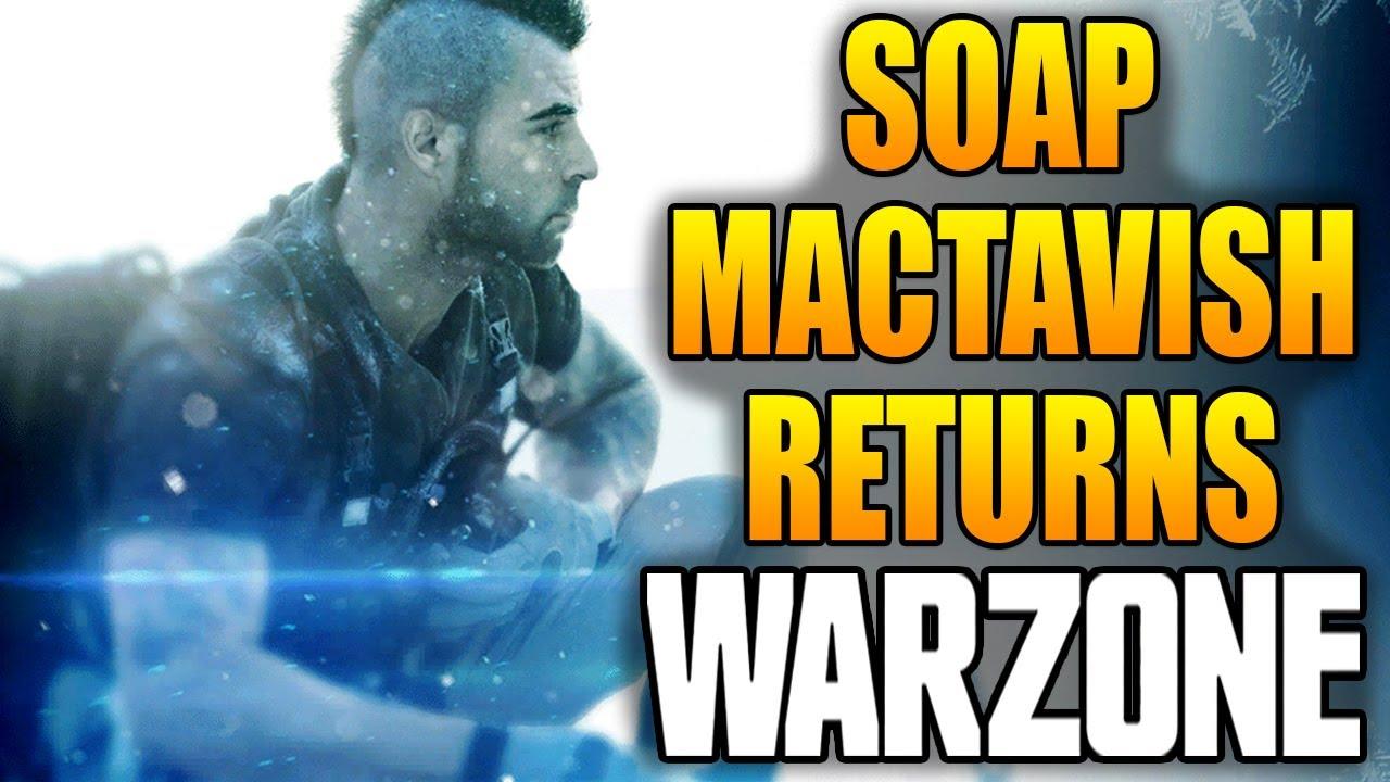 Download Call of Duty Warzone: Soap MacTavish Returns!