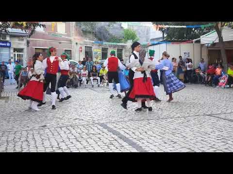Rancho Folclórico Vale de Figueira - Santarém parte 4