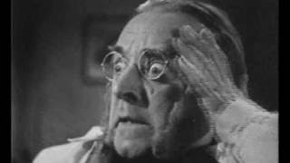 The Face At The Window (1939) - Death of the Professor
