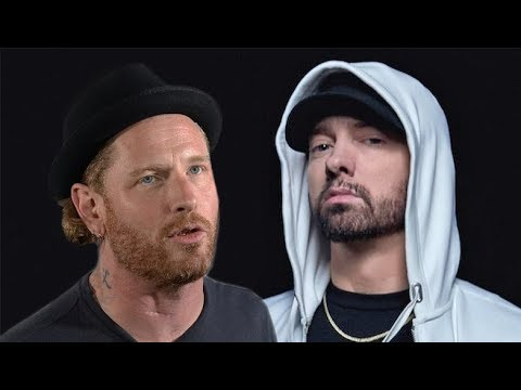 Corey Taylor On Collaborating With Eminem | Rock Feed