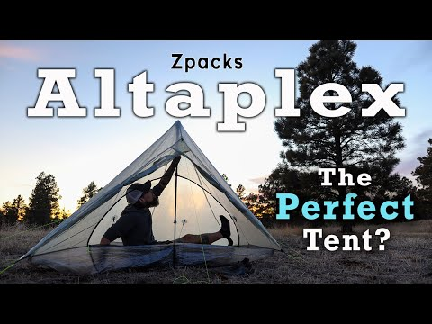 Zpacks Altaplex - Is It Really A Perfect Tent?
