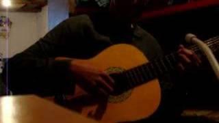 Heri Moro amater Guitar