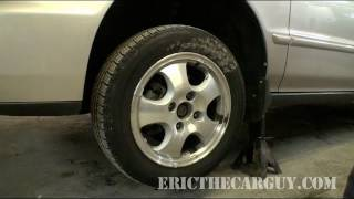 How To Remove A Stuck Wheel - Ericthecarguy