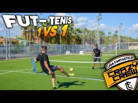 FÚtbol TENIS 1 vs 1 contra wuajordi   Liga Fantastica Retos De FUTBOL