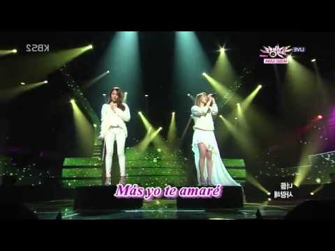 SNSD [소녀시대] TaeNy ~LOST IN LOVE [유리아이]~ Spanish Cover by L2L