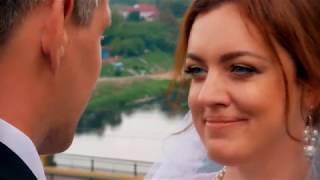 Летняя Свадьба в Гродно.После ЗАГСа.NICK-VIDEO studio.