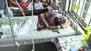 Infection behind sight-loss after surgery in Kunnamkulam
