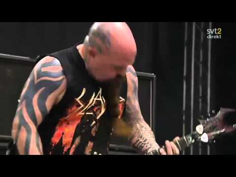 The Big 4 - Slayer - War Ensemble Live Sweden July 3 2011 HD mp3