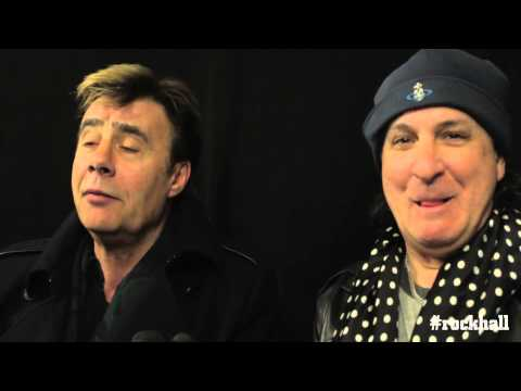 Glen Matlock (Sex Pistols) and Sylvain Sylvain (New York Dolls) Interview