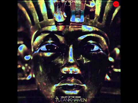 9th Wonder - Tutankhamen (Valley Of The Kings) (Beat Tape)