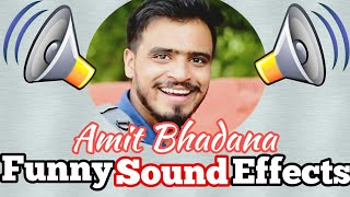 funny sound effects used by Famous Youtubers | Bb ki vines, ashish chanchlani, amit bhadana (Part 2)