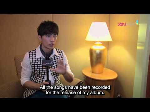 Aaron's xinmsn interview in Singapore (20140817) [ENGLISH SUBBED]