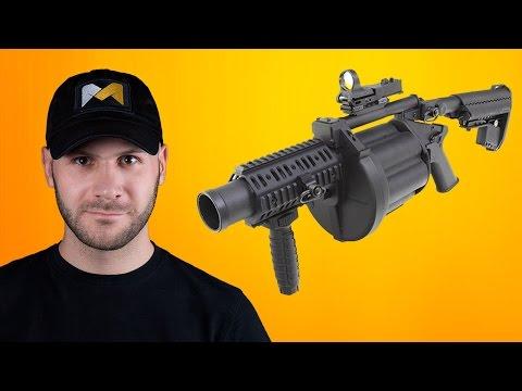 СТРАЙКБОЛЬНАЯ АКАДЕМИЯ. Гранатометы и минометы // Airsoft Grenade Launchers And Mortars