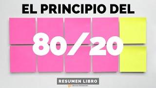 #002 El Principio del 80/20 - Libros para Emprendedores