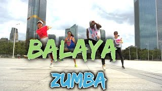 Gambar cover BALAYA A-Star (Zumba Fitness Choreo) #BalayaChallenge #Afrobeats