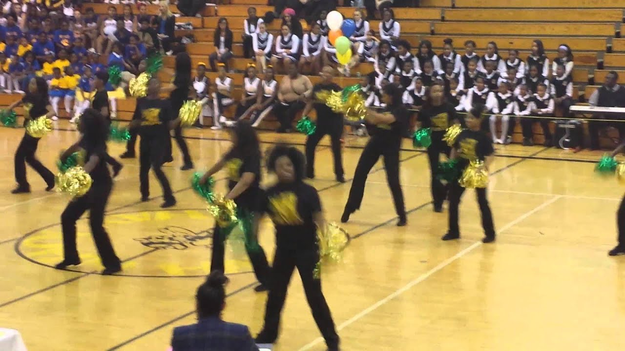 John Hay High Steppers Battle Of The Best 2014 Youtube