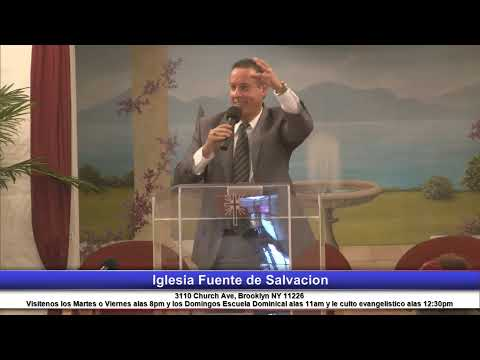 Domingo 5/27/2012 Pastor Danny Rodriguez