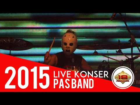 PAS BAND ~ JENGAH | KELUARKAN DRUMMER BERTOPENG ..  (LIVE KONSER BANDUNG 9 MEI 2015)