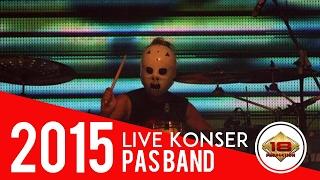 Gambar cover KONSER PAS BAND ~ JENGAH | KELUARKAN DRUMMER BERTOPENG ..  (LIVE BANDUNG 9 MEI 2015)