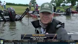 2019 Bassmaster LIVE at Lake Fork - Thursday